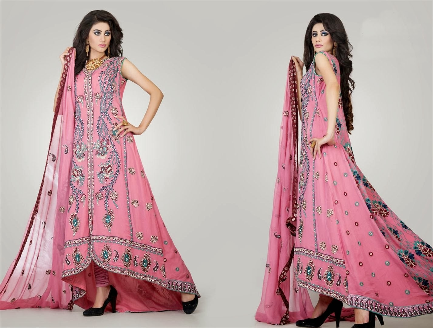 Make Your Eid Colorful With A Beautiful Outfit!