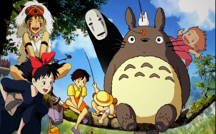 There's Nothing Related To Spirited Away That You Won't Find Here
